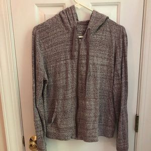 Aeropostale zip up hoodie SIZE XL FITS A SMALL